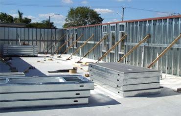 shear wall construction